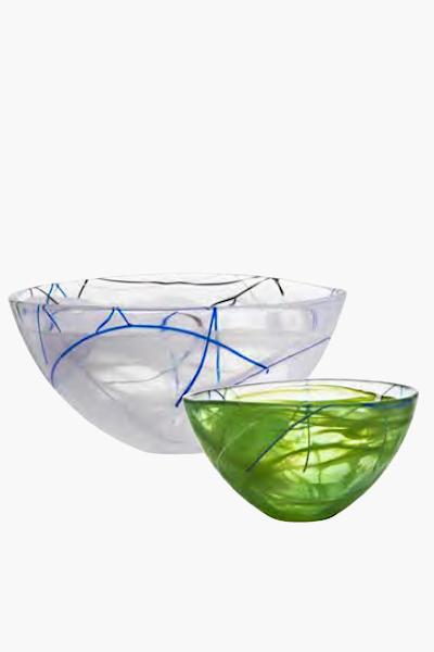 kosta boda contrast glaskunst
