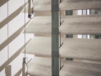 luxaflex houten jaloezien