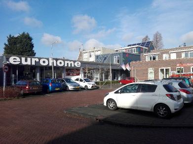 parkeren bij eurohome