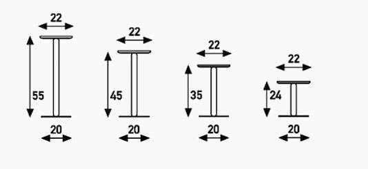 Artifort balans mini specificaties