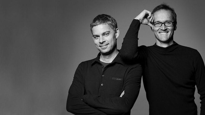 Markus Jehs en Jürgen Laub