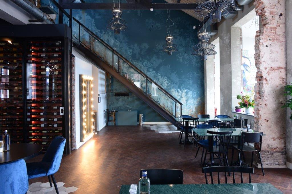 restaurant Maggie Blue