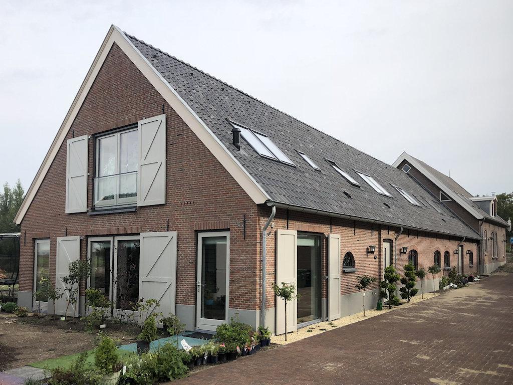 Woonboerderij Voorweg Zoetermeer
