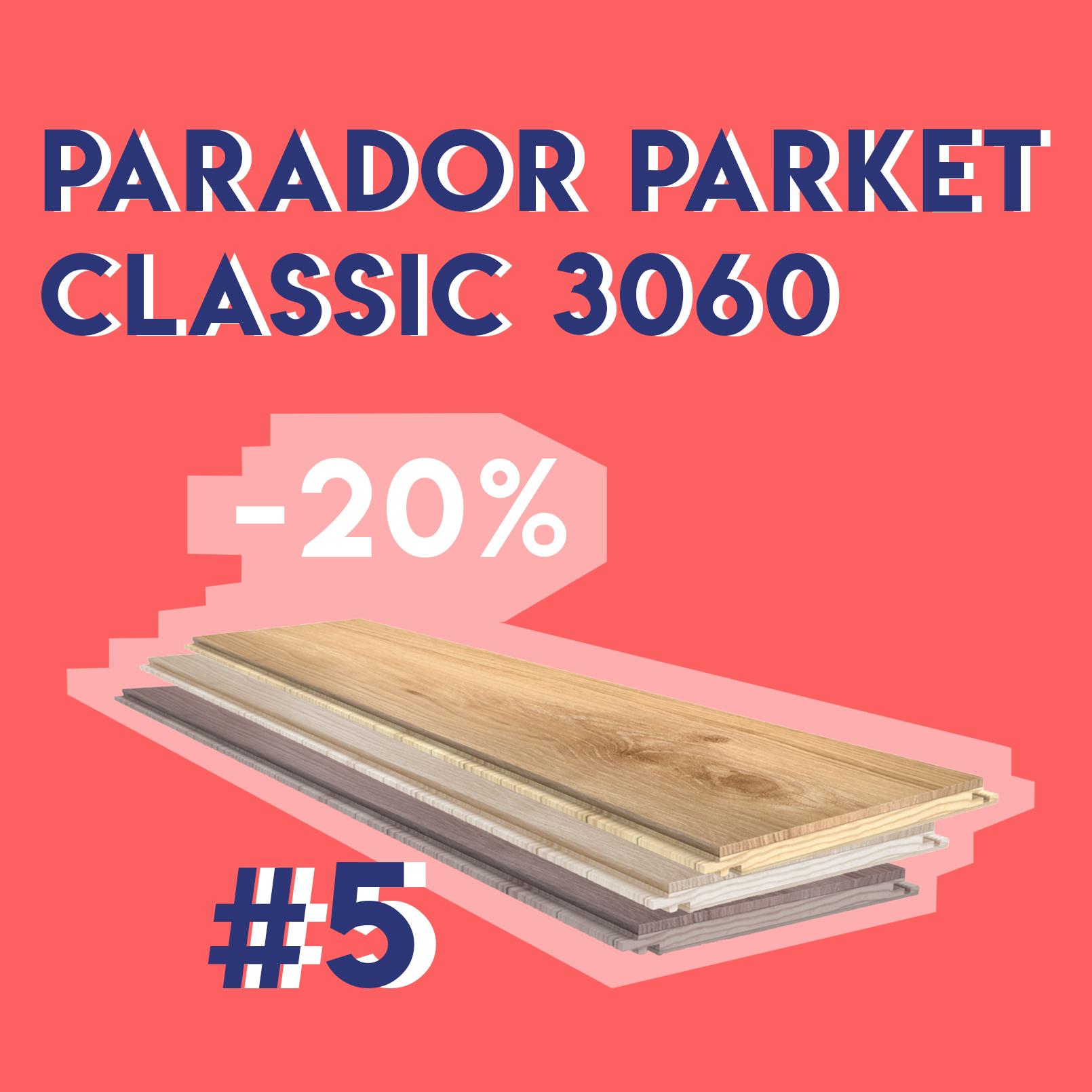 Parador Parket Classic 3060